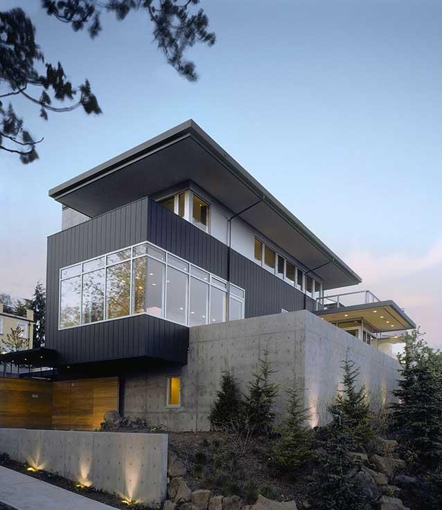 Tendances Architecturales 2021