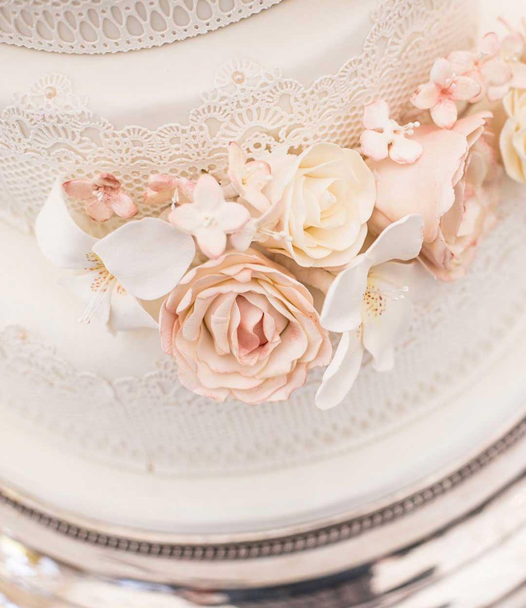 Osez innover sur vos gâteaux de mariage !
